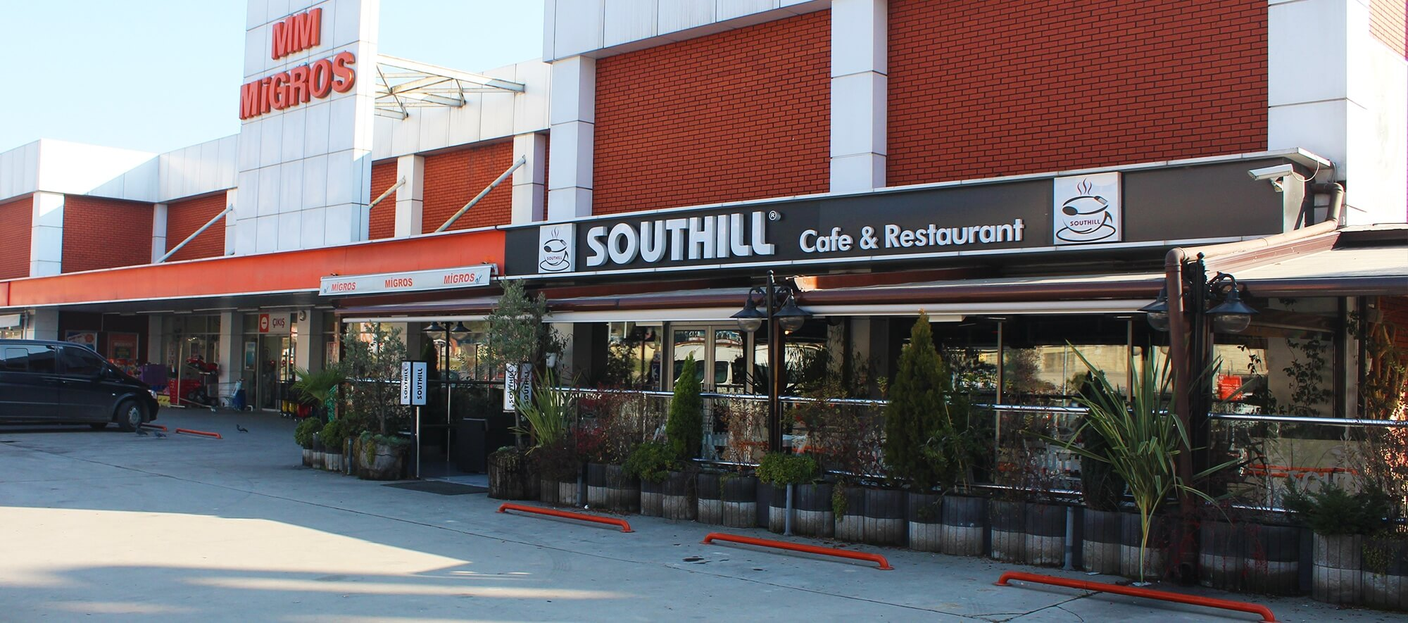 Southill Cafe & Restaurant